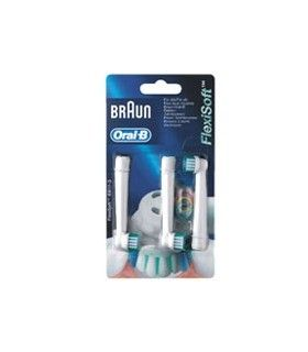 SPARE BRUSHES EB17-3 UNITS ORAL-B
