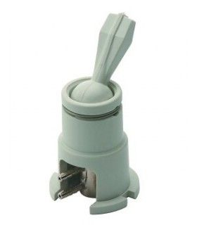 FOOT CONTROL TOGGLE VALVE ASSEMBLY