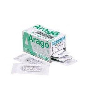 SUTURA ARAGO 4/0 TC-14 TRIANGULAR