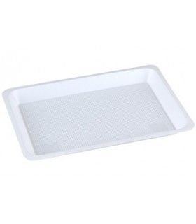 DISPOSABLE TRAYS WITHOUT COMPARTMENT