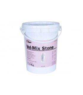 YESO VEL-MIX STONE ROSA 6 Kg.